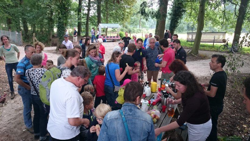 Vrijwilligersbijeenkomst Herenboeren De Groote Heide